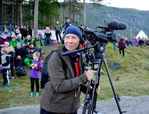 Anna Anita Guttorm er journalist og forfatter.