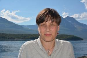 Forfatter og religionshistoriker Elin Margrethe Wersland
