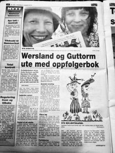 Les i avisen Ságat, 270815, om Senter for halsbrekkende samiske leker i Karasjok som gjør en innsats for å berge Bø-dialekta fra å dø ut.